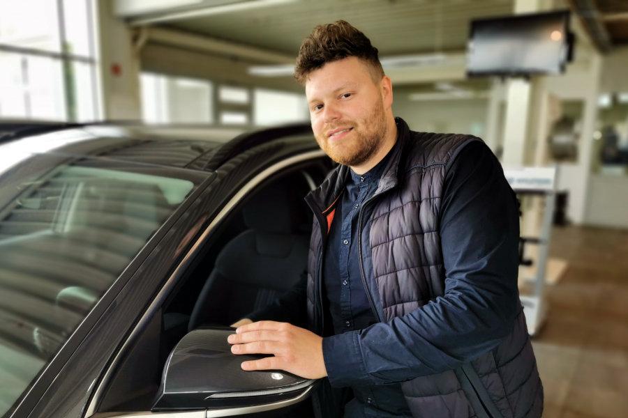 Daniel Marcik - Verkäufer bei Hyundai Nienburg
