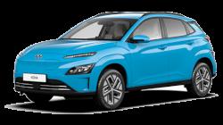 Der Kona Elektro von Hyundai - eines der beliebtesten Elektroautos