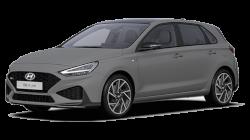 Hyundai i30 N-Line _ der i30 präsentiert sich im sportlichen Design