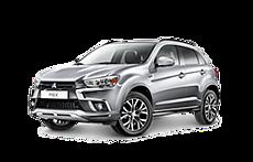 Mitsubishi ASX - Kompakt SUV