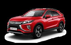 Mitsubishi Eclipse Cross - Drive your Ambition