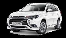 Mitsubishi Outlander Plugin Hybrid - SUV mit Emobilität