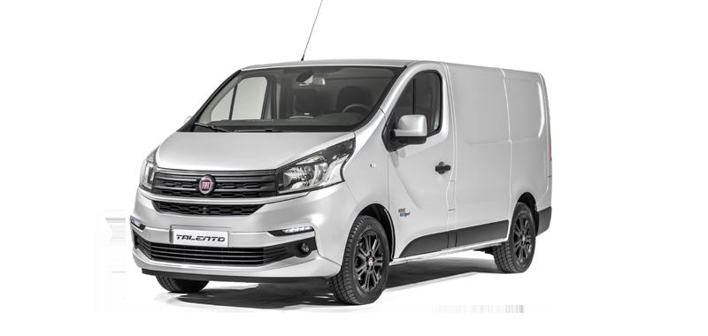 Fiat Talento Kastenwagen - Transporter von Fiat Professional