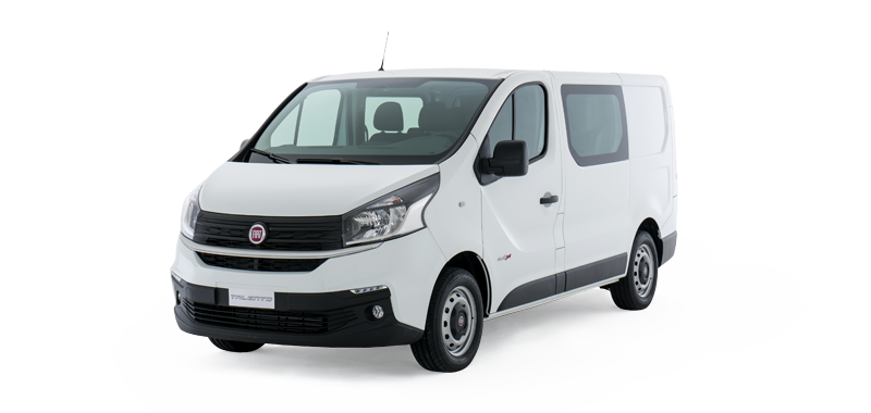 Der Fiat Talento Kastenwagen Multicab