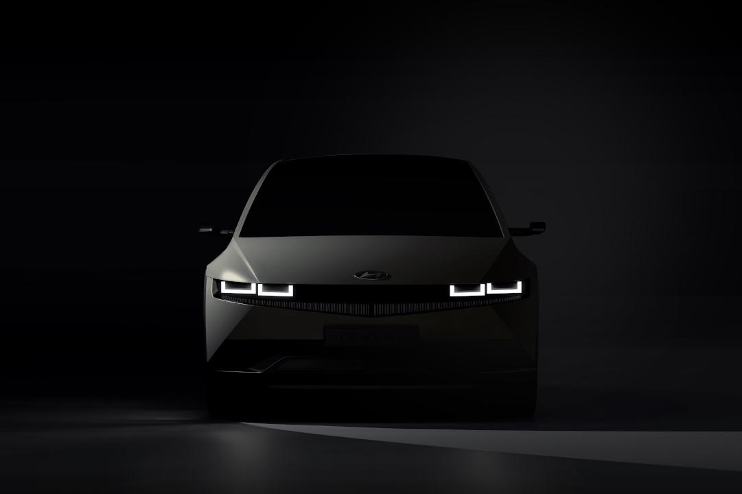 Hyundai Ioniq 5 - das erste Modell der Submarke Hyunai Ioniq