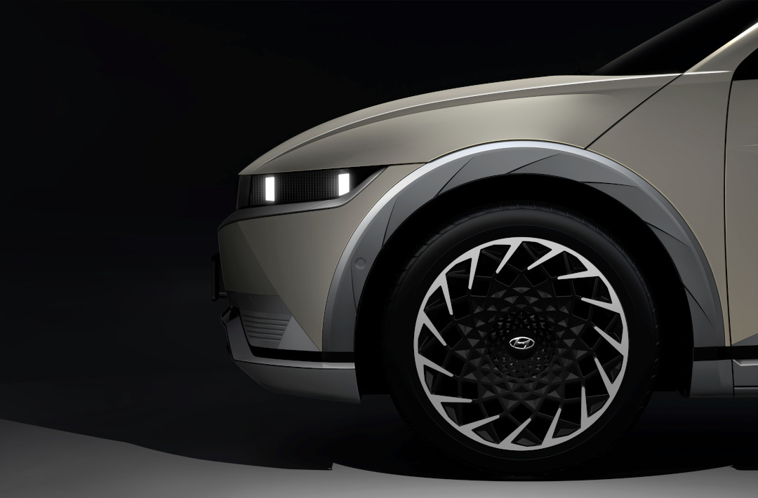 Gespannt wartet die Welt auf den Hyundai Ioniq 5