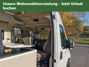 Autohaus am Damm Newsletter - Hauptbeitrag Feb 21: Wohnmobilvermietung