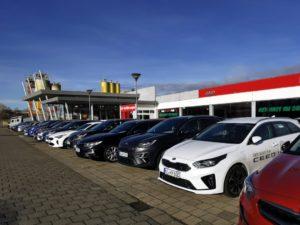 Im Autohaus am Damm finden Sie eine große Auswahl an Vorführfahrzeugen - zum Probefahrten und kaufen