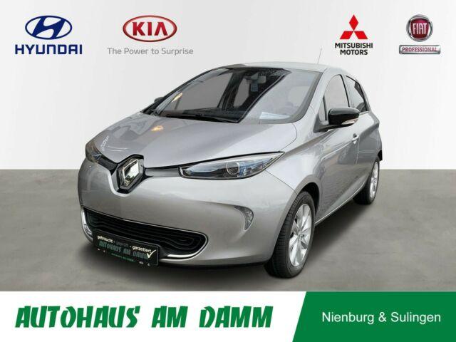 Renault Zoe als E-Auto gebraucht kaufen