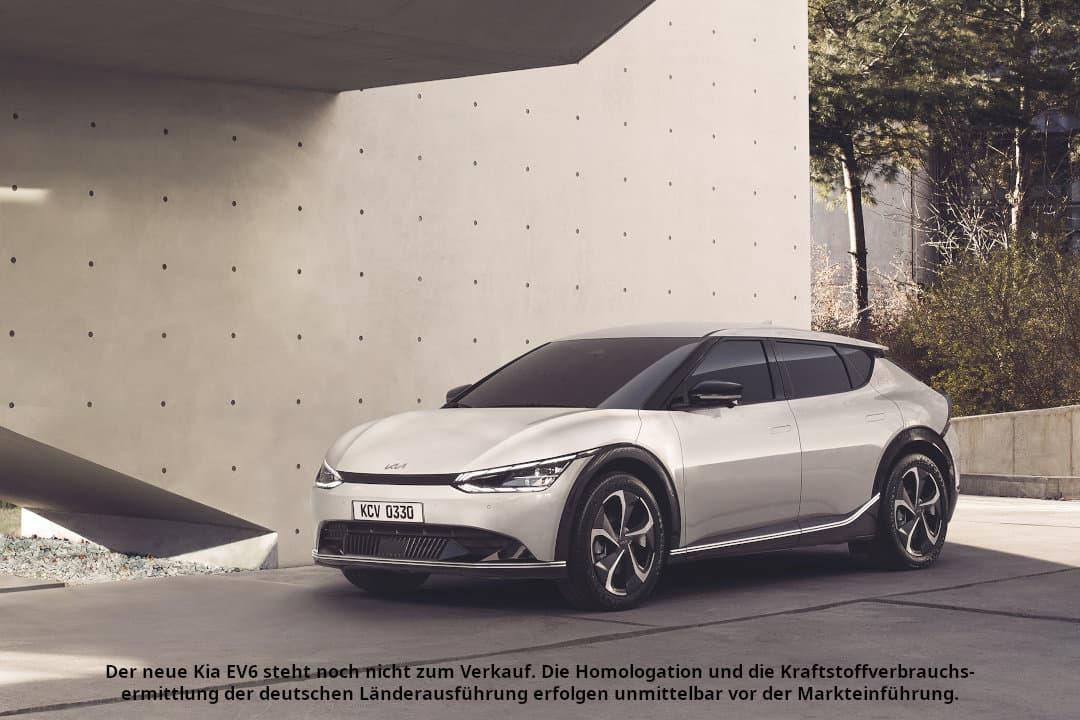 Kia EV6 - Elektroauto der neuen Generation