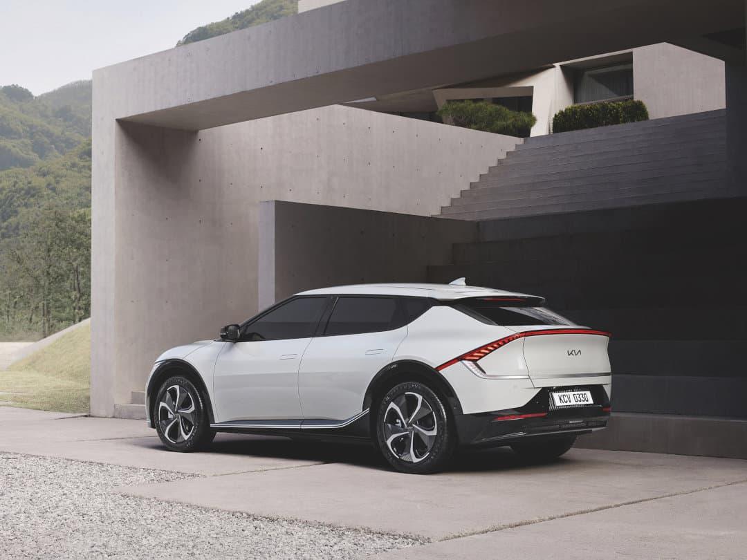 Kia EV6 - Design in seiner schönsten Form