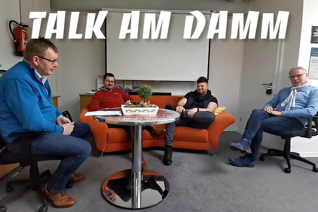 Talk am Damm - unsere Expertenrunde zur Mobilität
