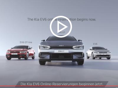 EV6 - Weltpremiere und Vorstellung des EV6 im Video