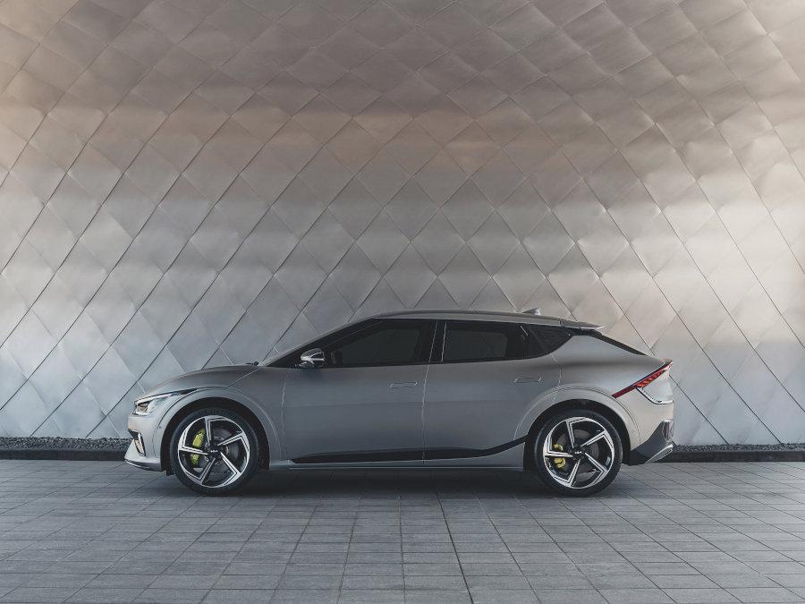 EV6 GT von Kia - Ab Dezember 2022 die Sportversion mit 585 PS