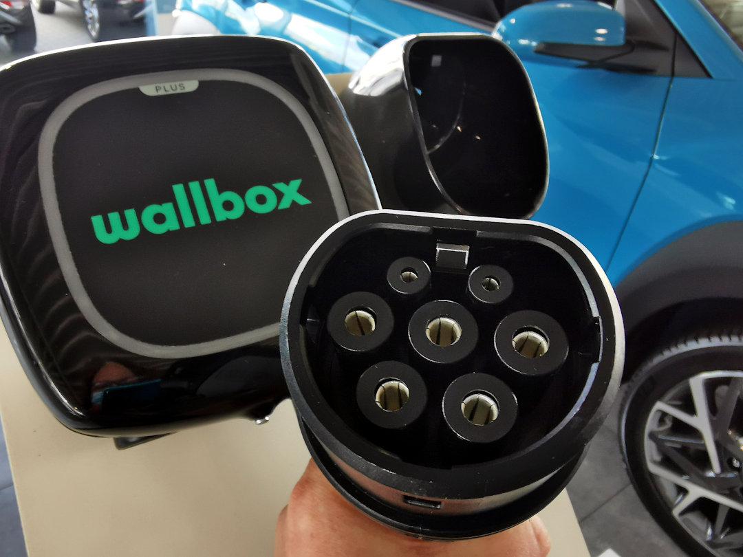 Wallbox Pulsar Plus 11 kW - förderfähige Wallbox Empfehlung vom Autohaus am Damm