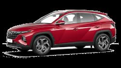 Hyundai Tucson als Hybrid Fahrzeug - Probefahren im Autohaus am Damm