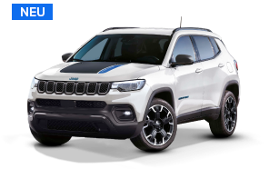 Jeep Compass 4xe - Plug-in Hybrid in Nienburg