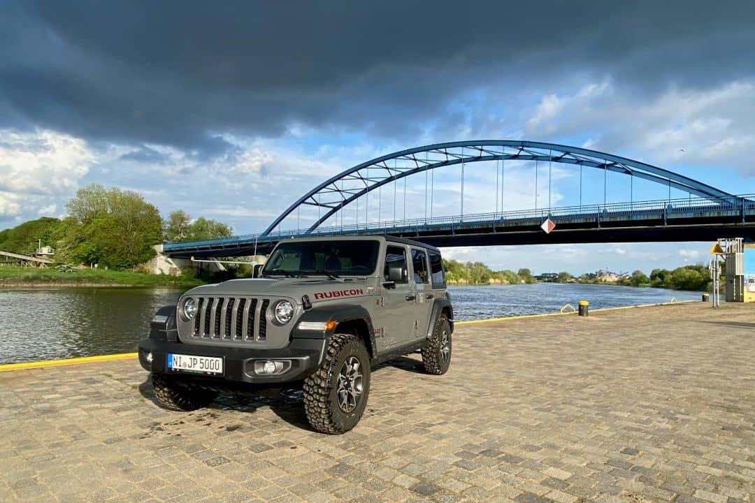 Jeep in Nienburg/Weser seit April im Autohaus am Damm