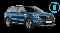 Sorento Plug-in Hybrid - sparsames SUV beim Kia Händler kaufen