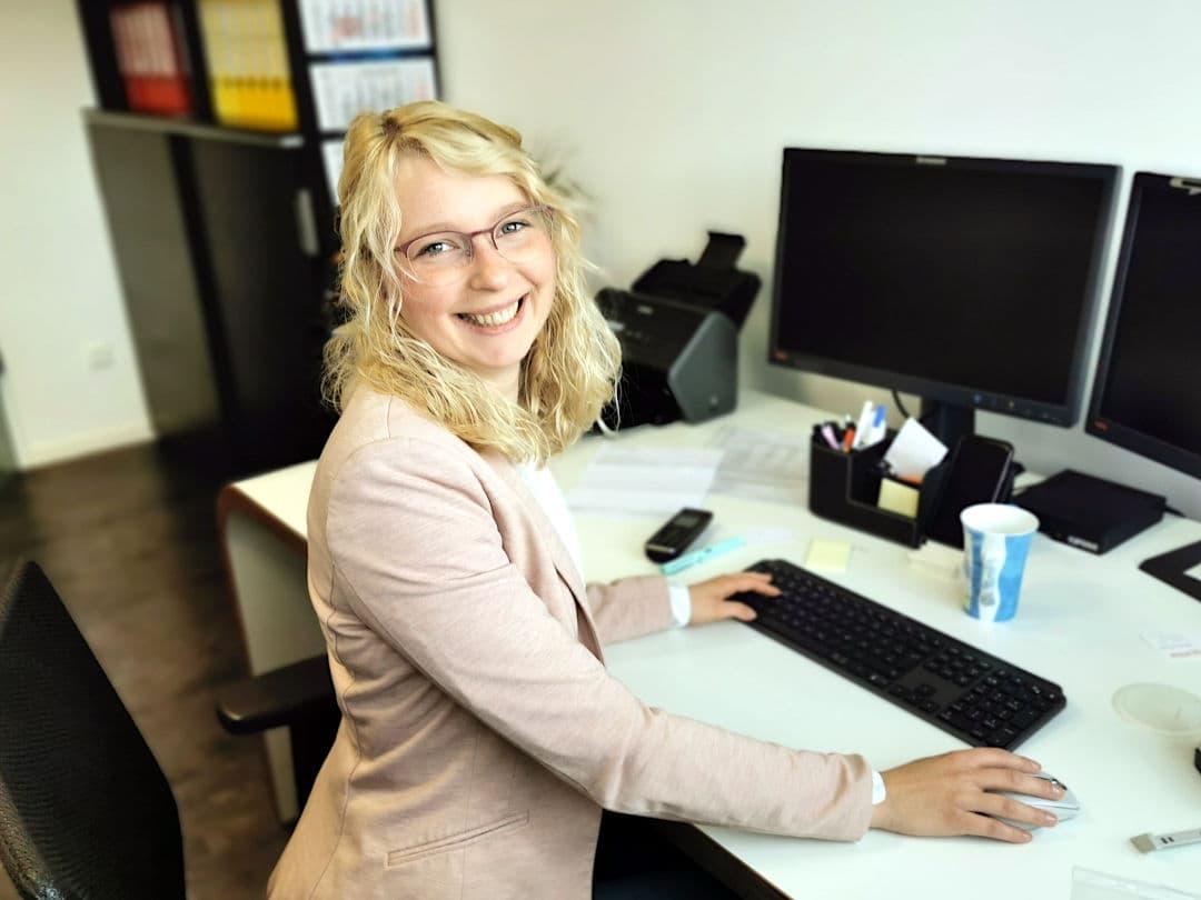 Jessica Dräger - Nachwuchsförderung im Team Sales