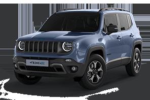 In Nienburg gibt's den Jeep Renegade als Plug-in Hybrid